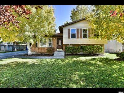 American Fork Single Family Home For Sale: 1174 N 150 W