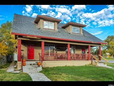 Weber County Multi Family Home For Sale: 2803 S Grant Ave