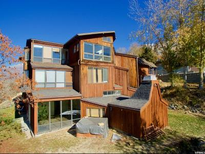 Provo Single Family Home For Sale: 3077 N Bannock Dr E