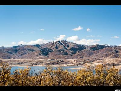 Wasatch County Residential Lots & Land For Sale: 11378 N Shoreline Dr
