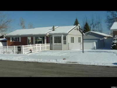 West Valley City Single Family Home For Sale: 4271 S 4900 W
