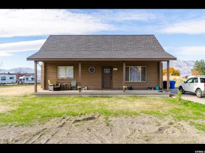 Nibley Single Family Home For Sale: 4145 S Johnson Rd