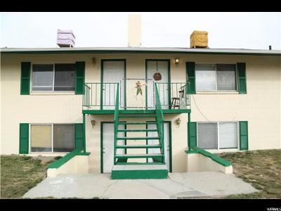 Carbon, Emery County Multi Family Home For Sale: 370 W 620 N