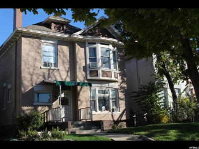 Salt Lake City Multi Family Home For Sale: 659 E 200 S