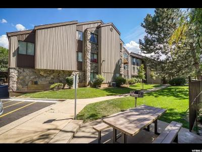 Weber County Condo For Sale: 1175 E Canyon Rd #61