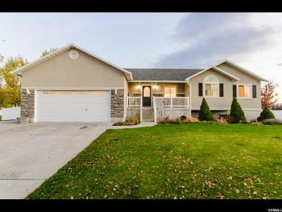 Nibley Single Family Home For Sale: 728 W 2475 S