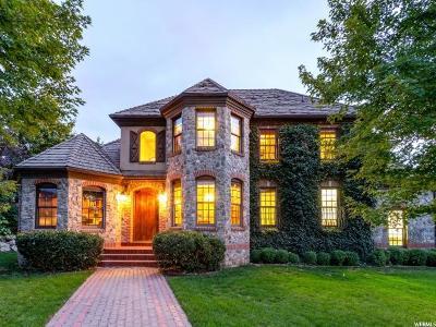 Layton Single Family Home For Sale: 2752 E 3025 N