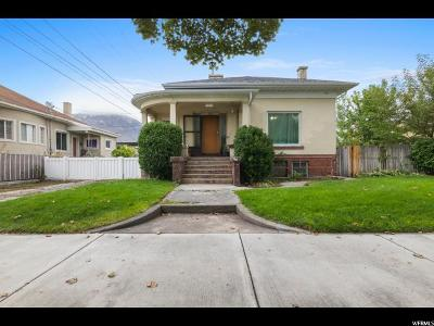 Provo Single Family Home For Sale: 153 S 300 W