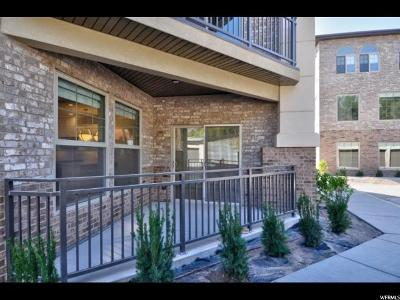 Holladay Condo For Sale: 2369 E Murray Holladay Rd #109