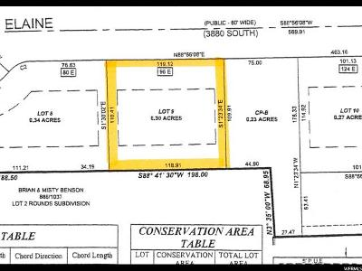 Nibley Residential Lots & Land For Sale: 9 3880 S