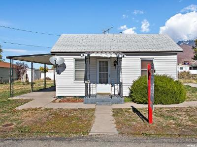 Single Family Home For Sale: 218 W 570 N
