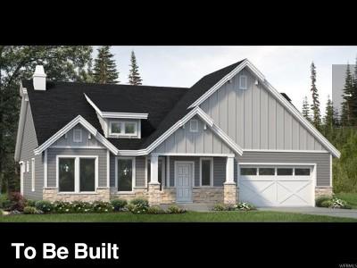 Herriman Single Family Home For Sale: 6783 W Oak Crossing #229