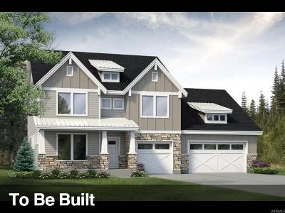 Herriman Single Family Home For Sale: 6791 W 6791 W Oak Crossing W #230