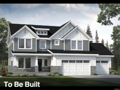Herriman Single Family Home For Sale: 6821 W 6821 W Oak Crossing #232