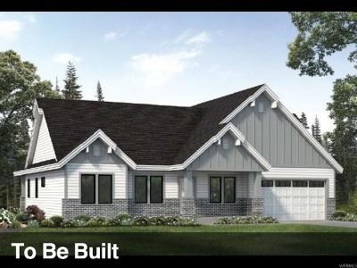 Herriman Single Family Home For Sale: 6833 W Oak Crossing #233