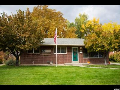 Single Family Home Sold: 149 E 470 N