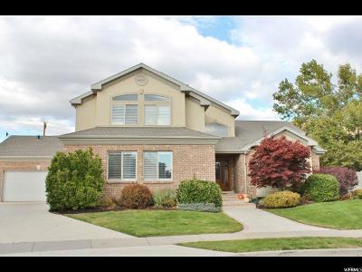 Sandy Single Family Home For Sale: 9423 S Marksbury Cir E