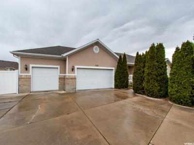 West Jordan Single Family Home For Sale: 7857 Woodman Ct