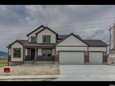 West Jordan Single Family Home Under Contract: 7486 S 5810 W