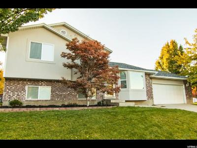 South Jordan Single Family Home For Sale: 10048 S Queens Ferry Dr