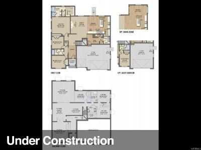 Vineyard Single Family Home For Sale: 303 E 130 N #71