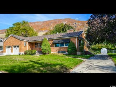 Farmington Single Family Home Under Contract: 135 S 200 E