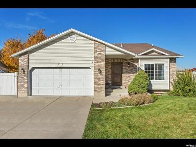 West Jordan Single Family Home For Sale: 1446 W Highland Hollow Dr S