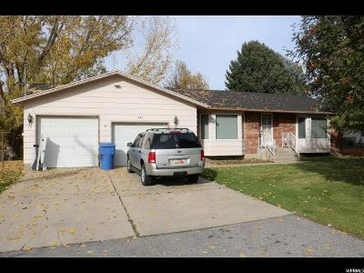 North Logan Single Family Home For Sale: 835 E 2200 N
