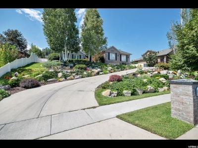 South Jordan Single Family Home For Sale: 11278 S Palisade View Dr