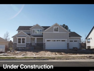 Weber County Single Family Home For Sale: 5963 S Willow Wood Ln E #12