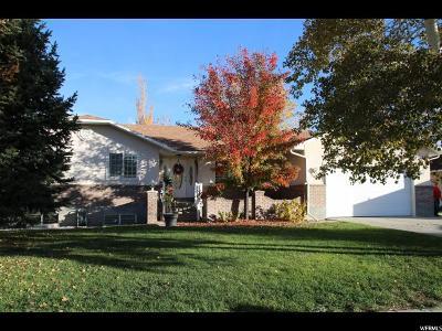 Tooele Single Family Home For Sale: 371 E 500 N