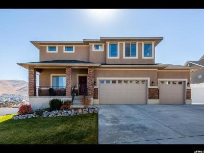 Herriman Single Family Home For Sale: 7077 W Andres Peak Ct S