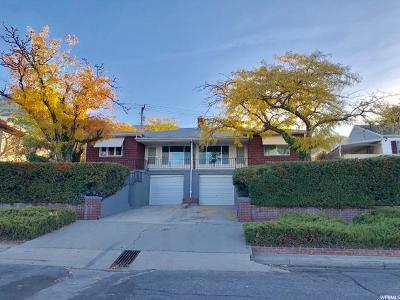Salt Lake City Multi Family Home For Sale: 1991 S Laurelhurst E