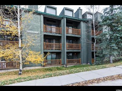 Park City Condo For Sale: 1487 Woodside Ave #B105