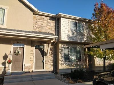 Townhouse For Sale: 705 S 1525 44 W