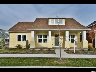 South Jordan Single Family Home For Sale: 10439 S Abbot Way W