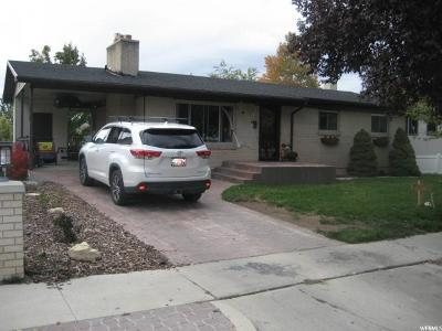 Price Single Family Home For Sale: 379 N 700 E