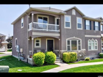 West Jordan Townhouse For Sale: 7898 S Cold Stone Ln W #N-1