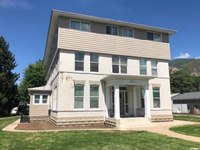 Springville Multi Family Home For Sale: 251 E 300 S