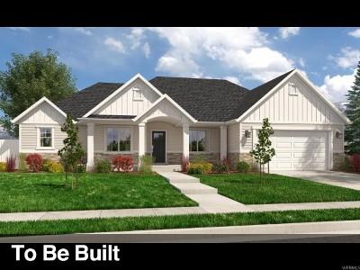 Spanish Fork Single Family Home For Sale: 3012 E 40 N #44