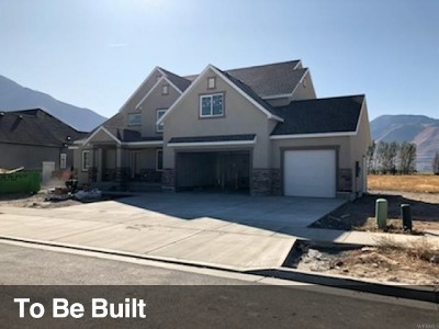 Spanish Fork Single Family Home Under Contract: 2906 E 40 N #49