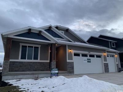Herriman Single Family Home For Sale: 5297 W Croyden Ln S #535