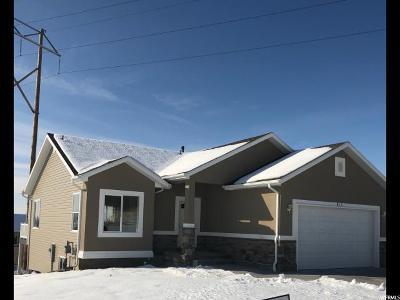 Brigham City Single Family Home For Sale: 612 S 900 E #12