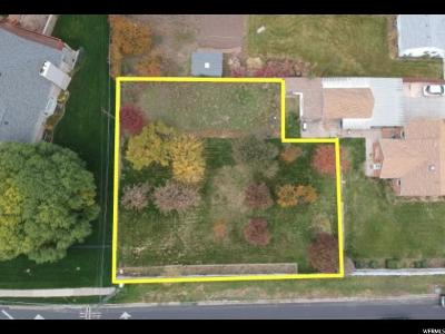 Davis County Residential Lots & Land For Sale: 3002 S 500 W