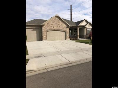 Lehi Single Family Home For Sale: 3222 N 200 W #222