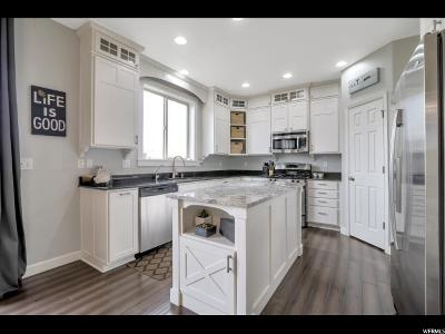Lehi Single Family Home For Sale: 1987 W Grays Dr