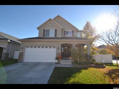 West Jordan Single Family Home For Sale: 4047 W Scarsborough Ln