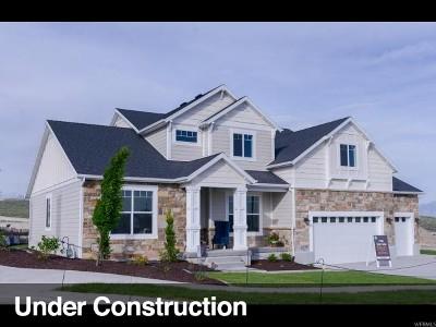 Eagle Mountain Single Family Home For Sale: 9767 N Spring Bridge St E #318