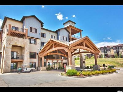 Park City Condo For Sale: 2669 Canyons Resort Dr #106