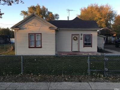 Single Family Home For Sale: 220 W 400 N